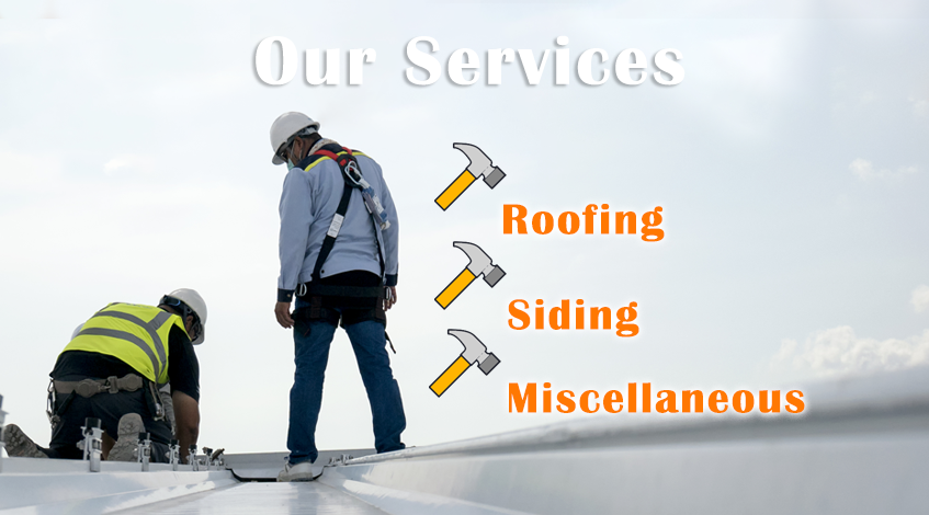 MG Roofing Siding and Miscellaneous Services